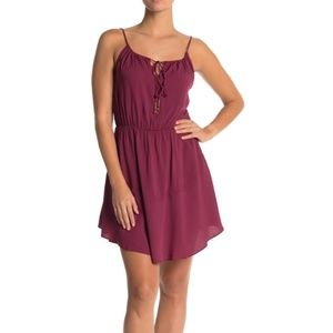 Free People | NWT Shake It Up Mini Spaghetti Dress